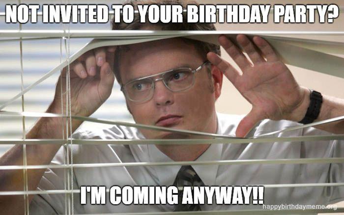 21 Funniest The Office Birthday Meme Work Memes Great Pranks Work Humor