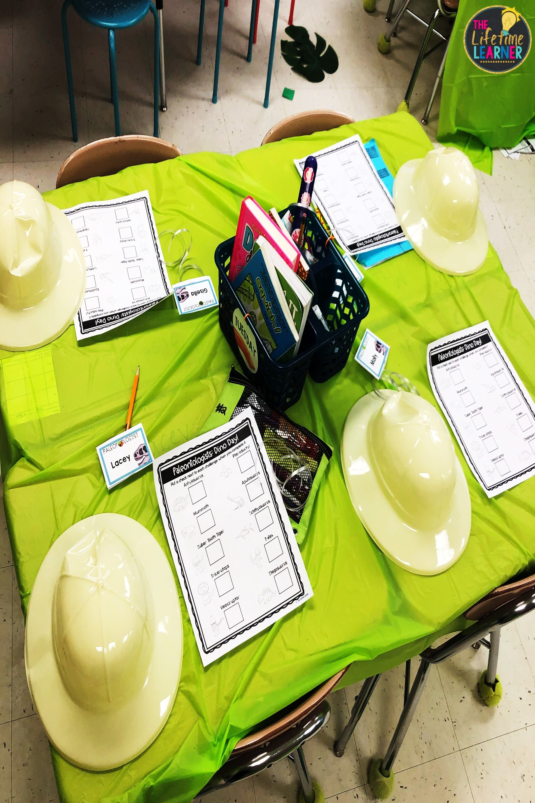 Check Out This Fun Dinosaur Classroom Transformation For