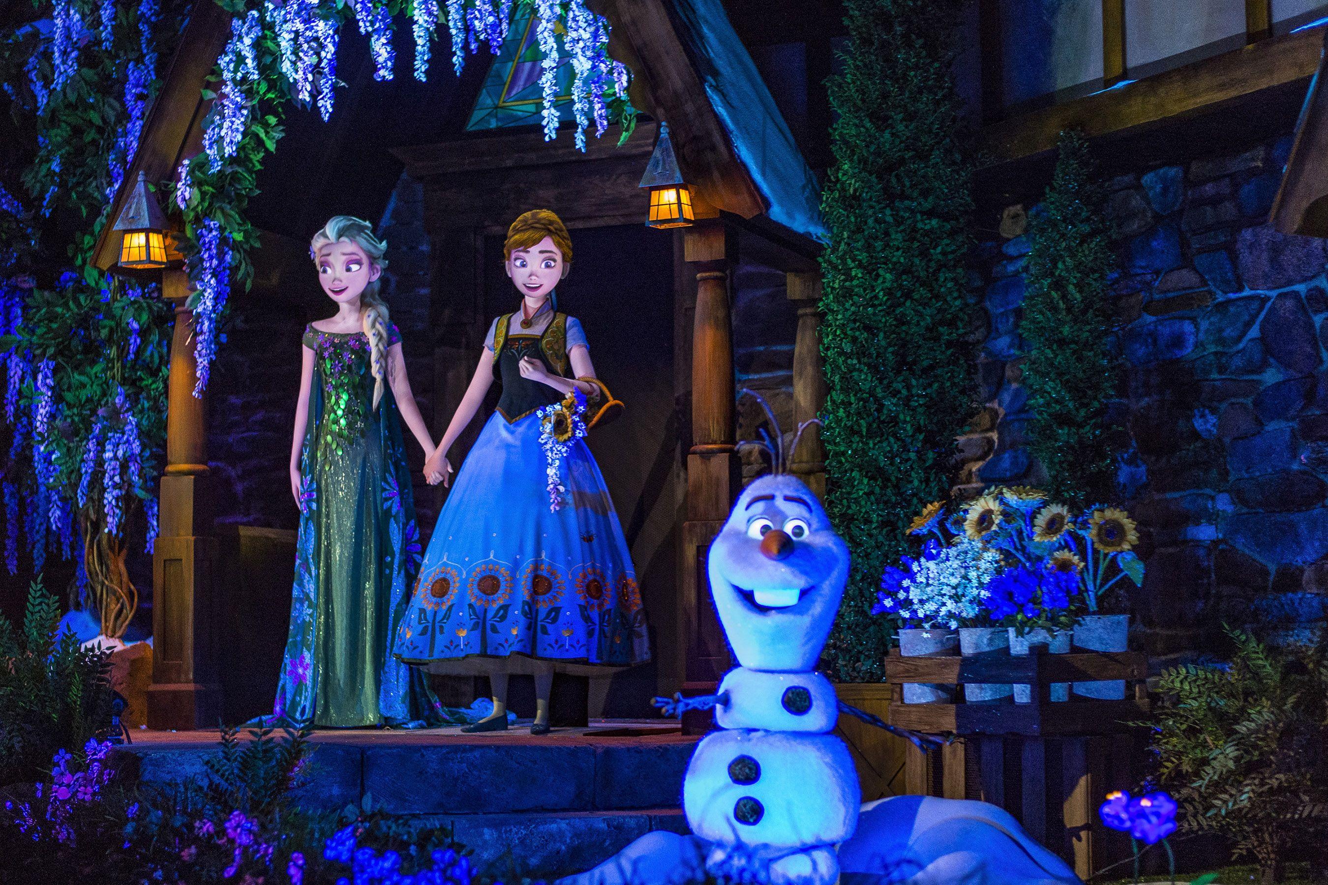 Frozen Ever After Walt Disney World