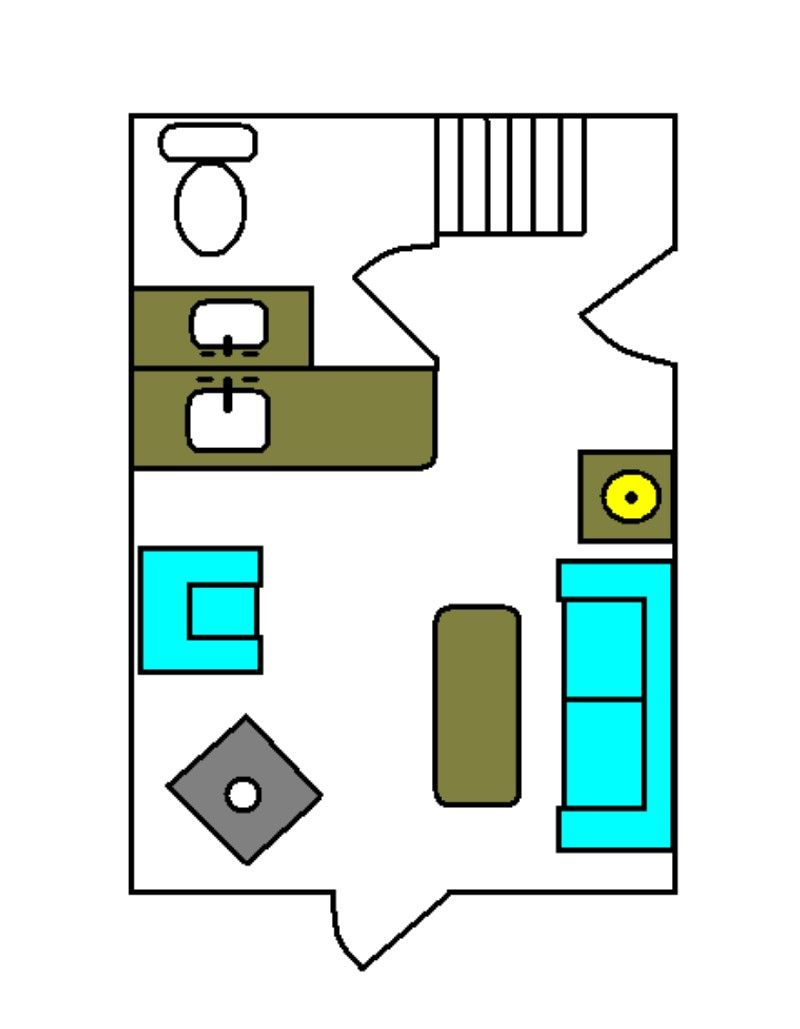 14 x 20 Planning - Small Cabin Forum (1) | Lake House