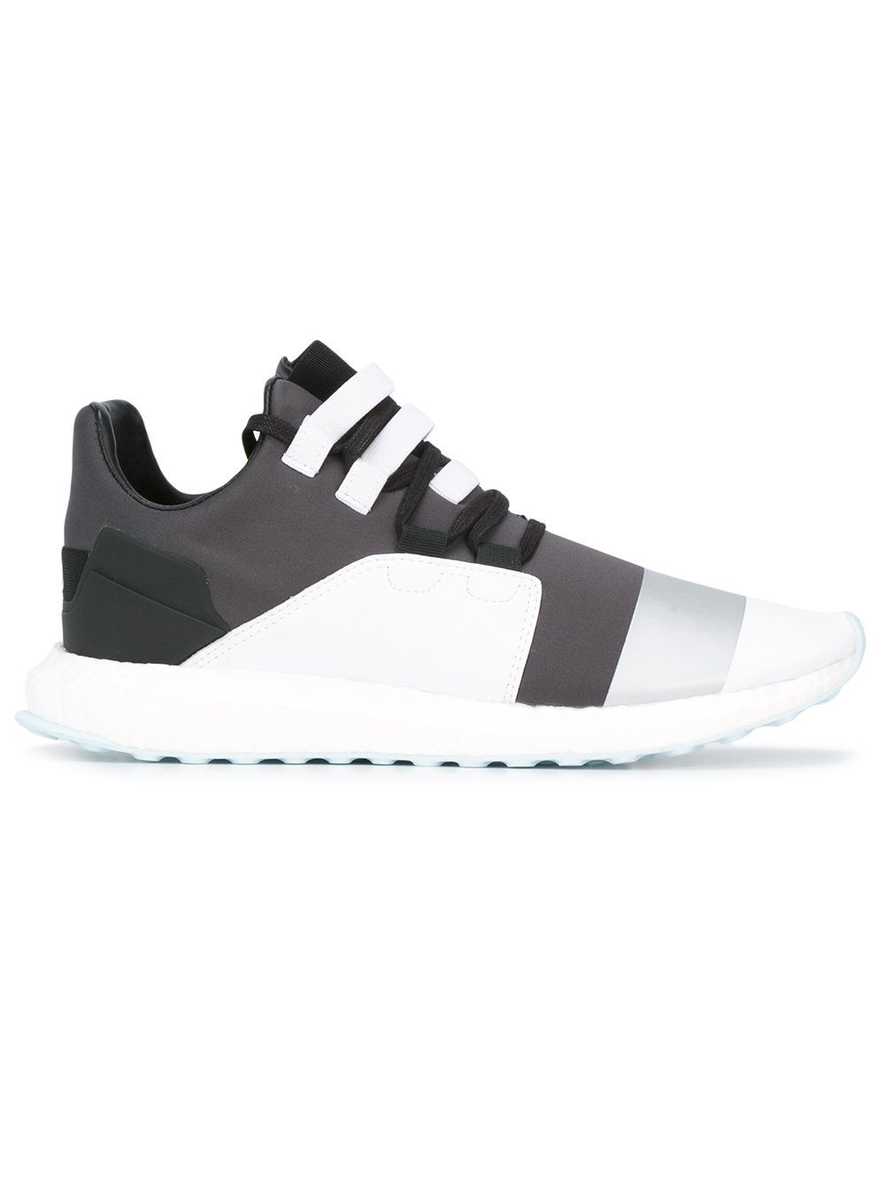 83f65809b109 Y-3 lace-up sneakers BLACK Men Shoes Trainers