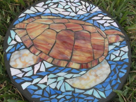 Sea Turtle Stepping Stone