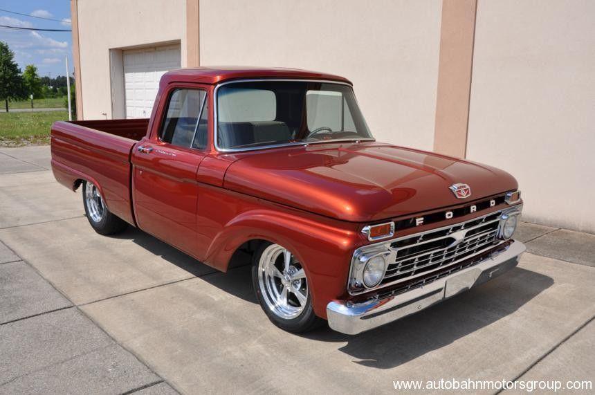 1966 F100 Phr Build Classic Ford Trucks 1966 Ford F100 Ford Pickup Trucks