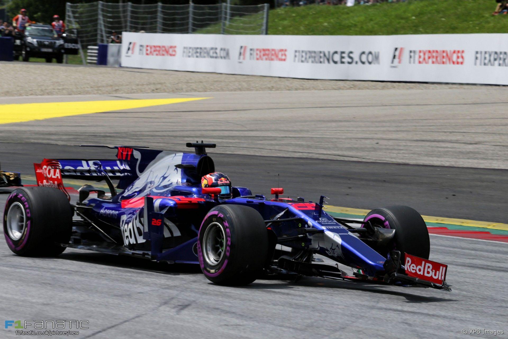 2017 Toro Rosso STR12 No Longer Looks Like A Red Bull