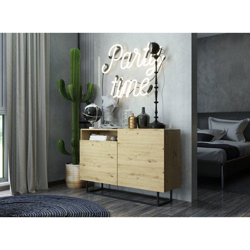 Sideboard Debby In 2020 Haus Deko Moderne Turen Und Loft Stil