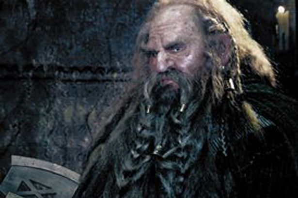 Billy Connolly: They transformed me into the Wee Yin for my role in The Hobbit.. but I'm just glad I wasn't killed off - Scotland Now