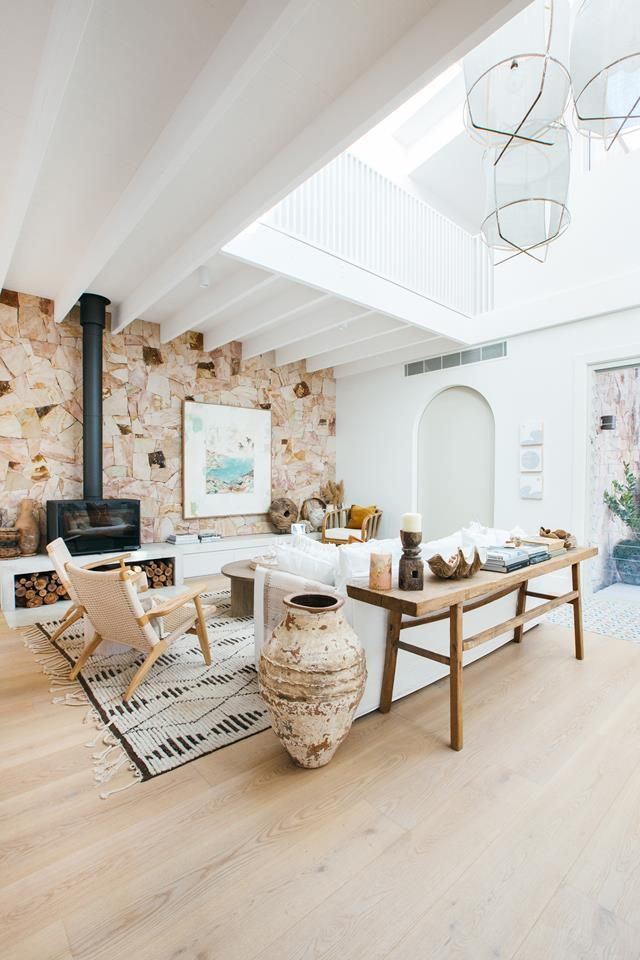 Photo of living room chandelier