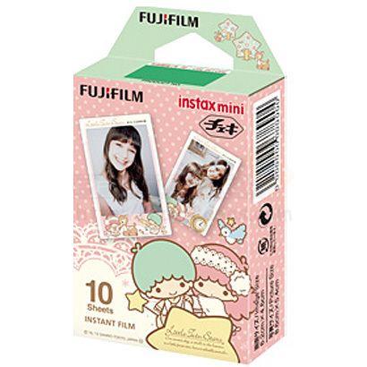 Fujifilm Instax Mini Film Little Twin Stars - this makes me happy;*)))