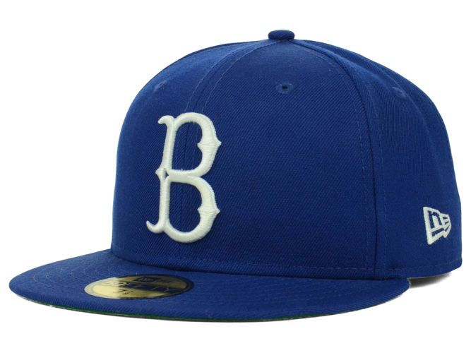 best shoes great deals half price Brooklyn Dodgers New Era MLB Cooperstown 59FIFTY Cap | Hats ...