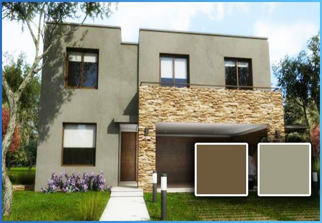 Colores para casas exteriores 2016 ideas para el hogar for Ideas para patios exteriores