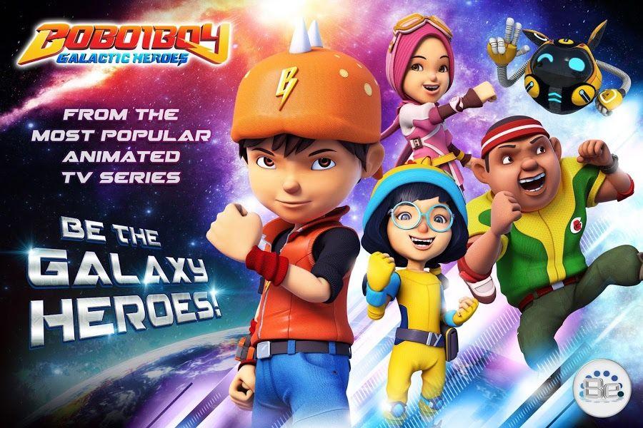 BoBoiBoy Galactic Heroes v1.0.1 [Mod] Apk Mod Data http