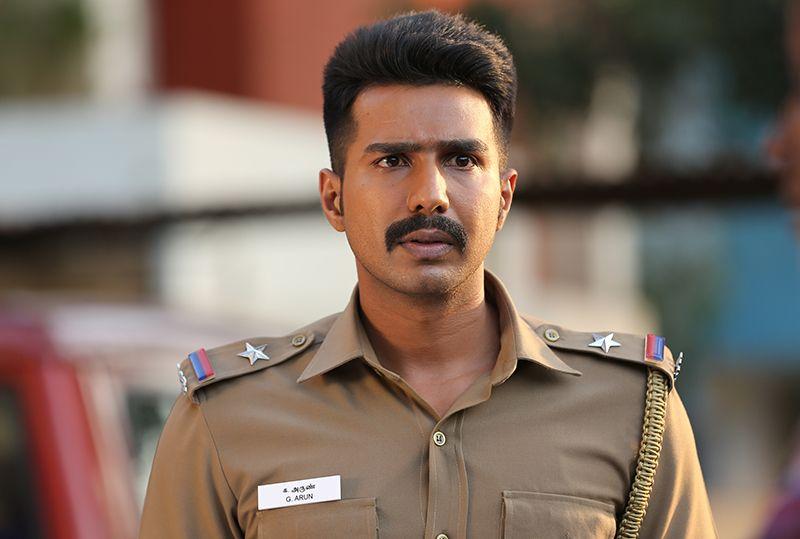 Actor Vishnu Vishal Talk About Raatchasan Movie - Flickstatus