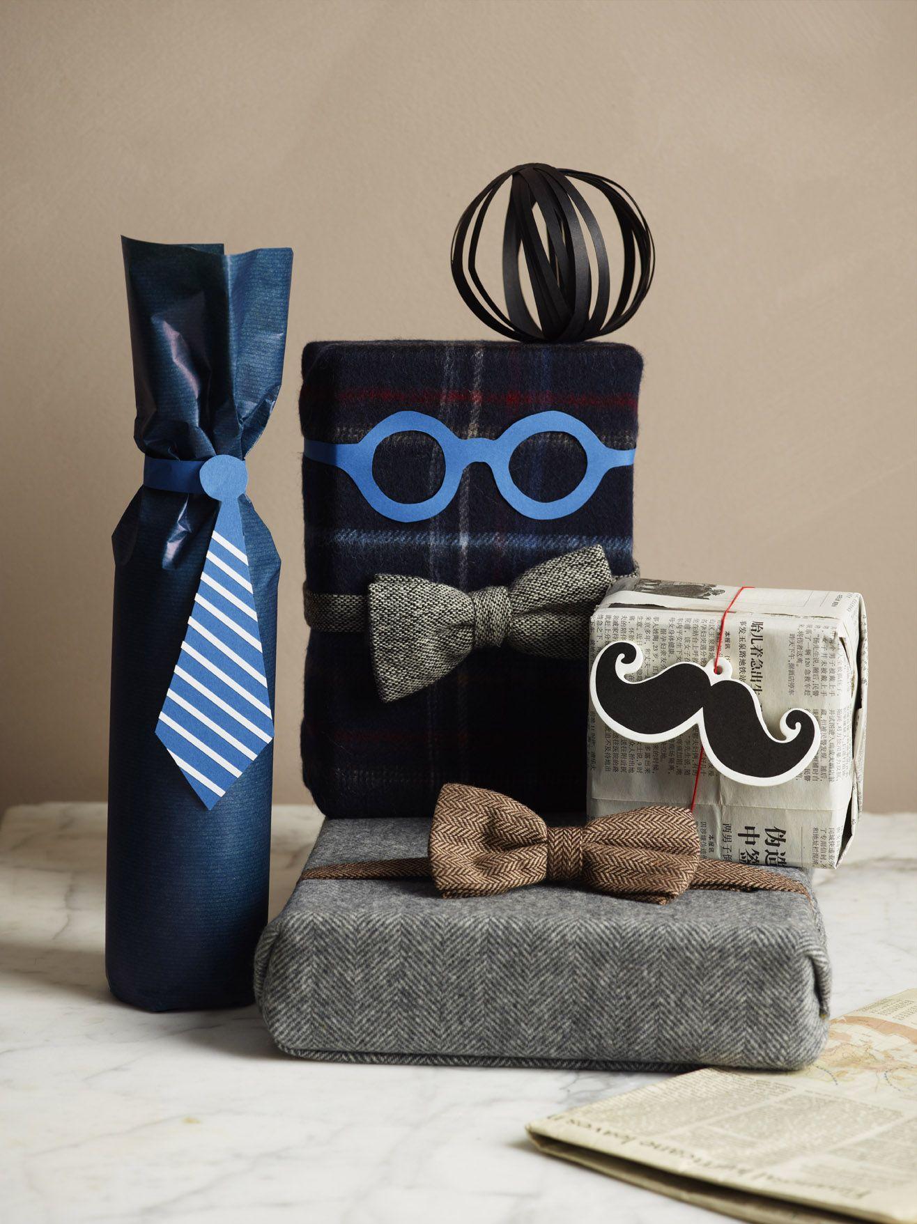 Envoltorios originales para el dia del padre - Ideas para regalar a un padre ...