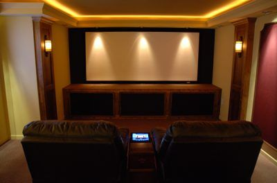 Delicieux Basement Diy Theater Sound Amp Vision Diy Home Theater Design Com