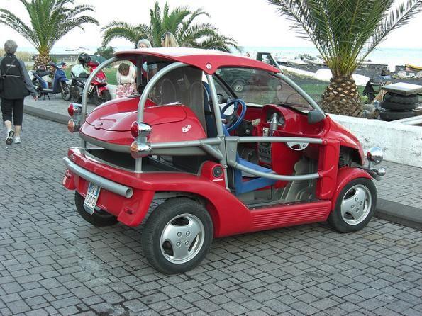Smart Car Convertible Buggy Design Image 1 Smart Car Smart Car