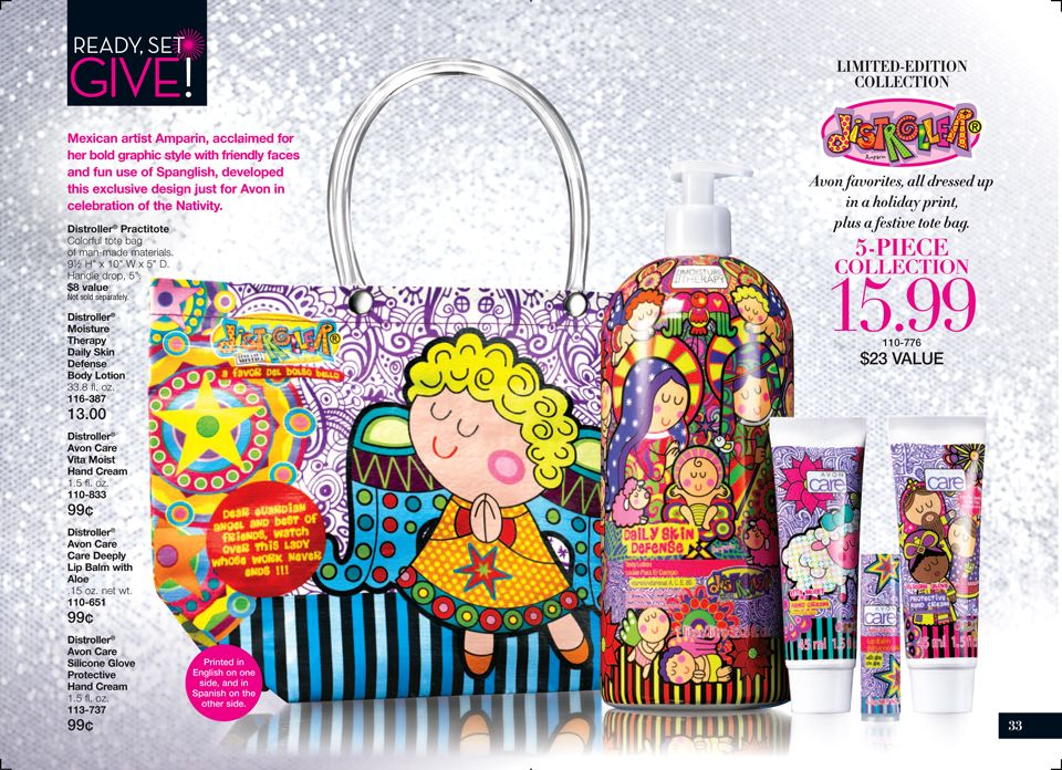 Avon Exclusive Skin So Soft set just in time for the Holidays!Avon is SO much more than makeup, please take a peek and you'll see what I mean! As a thank you, please take 20% off your first $50 order by using the code WELCOME at checkout, and you'll receive FREE SHIPPING too!!!  https://rfulkerson.avonrepresentative.com/