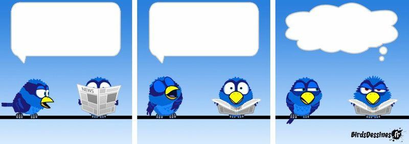 Paroles d'oiseaux....