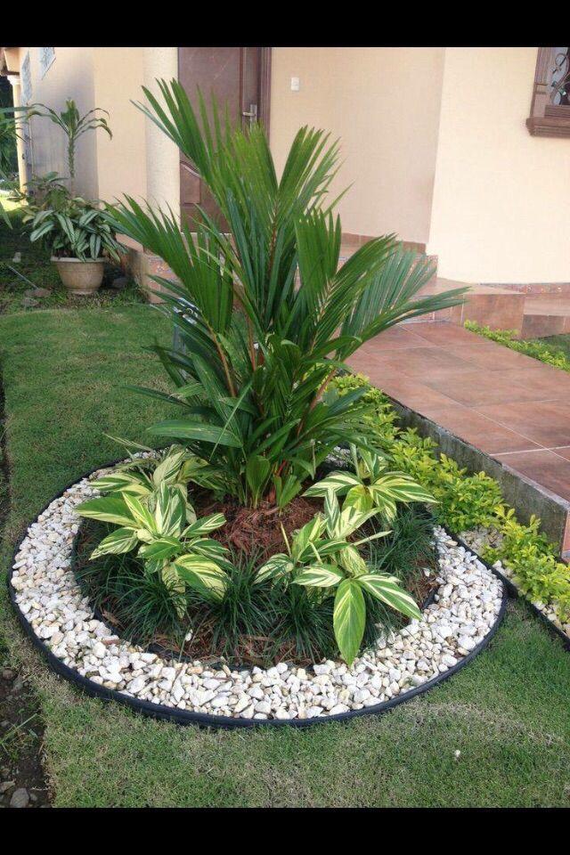 Jard n 25 jardines decorados jardiner a jardines - Jardines exteriores de casas modernas ...