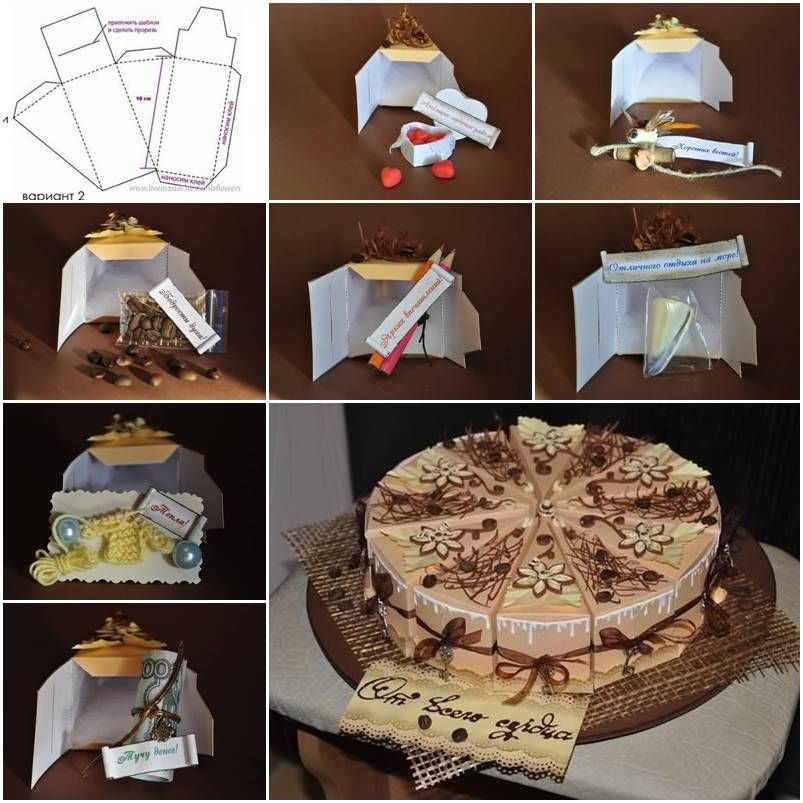 How to make cake gift box template step by step diy tutorial how to make cake gift box template step by step diy tutorial instructions how to solutioingenieria Images