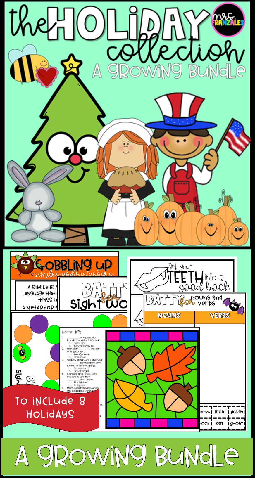 Holiday Activities Classroom Games Color By Code Printables Task Cards Etc