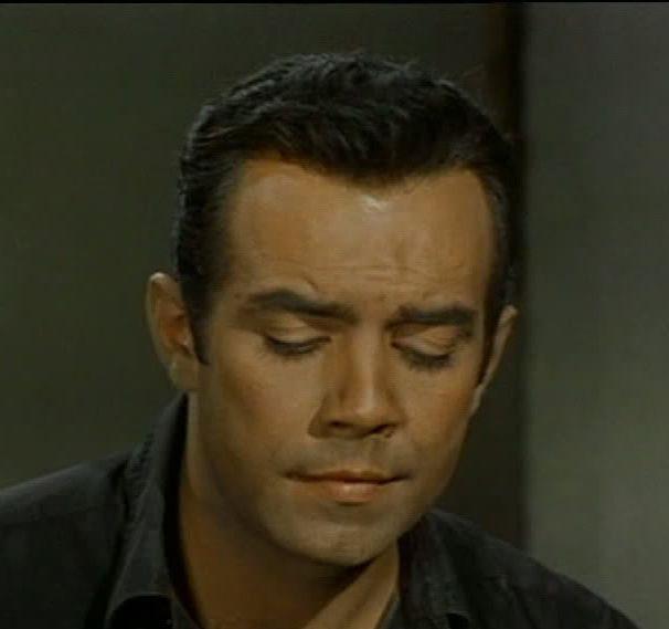 Pernell Roberts In Bonanza.