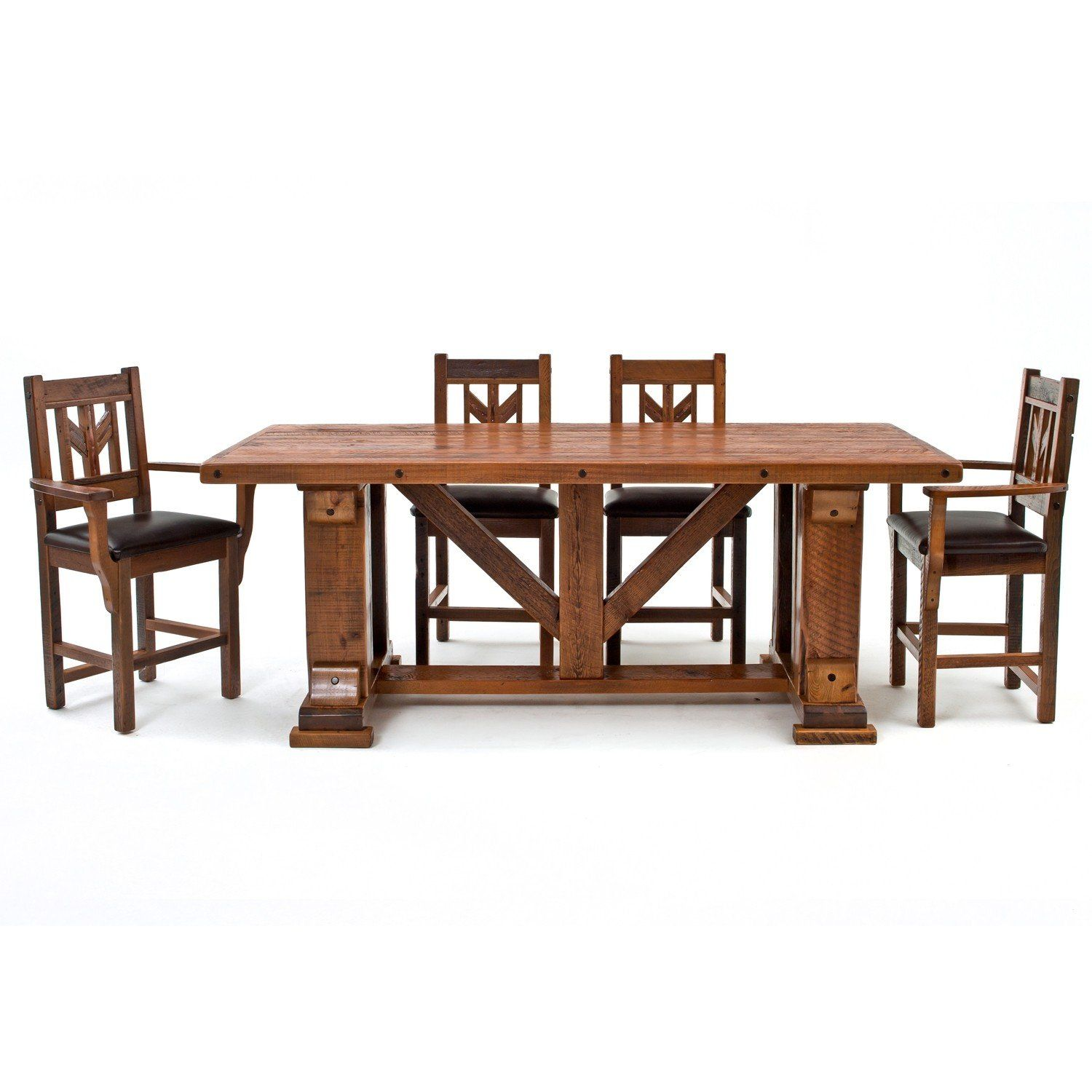 Timber Frame Farmhouse Dining Table Furniture Ideas In 2019