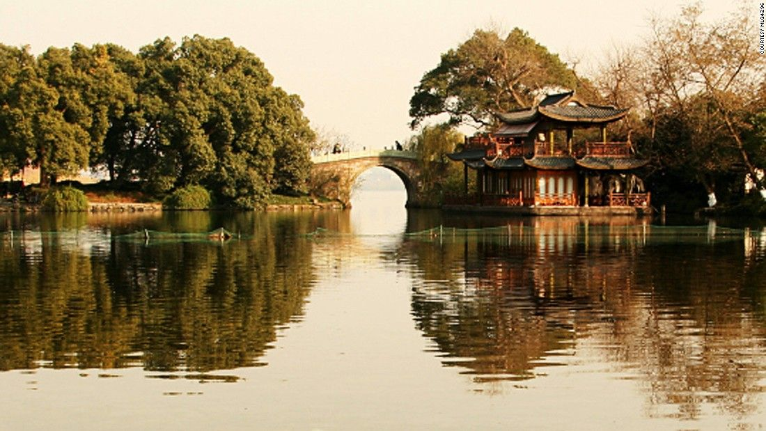 Shanghai's backyard? Not a chance. Hangzhou's got a style all its own, making it one of China's most underrated cities.