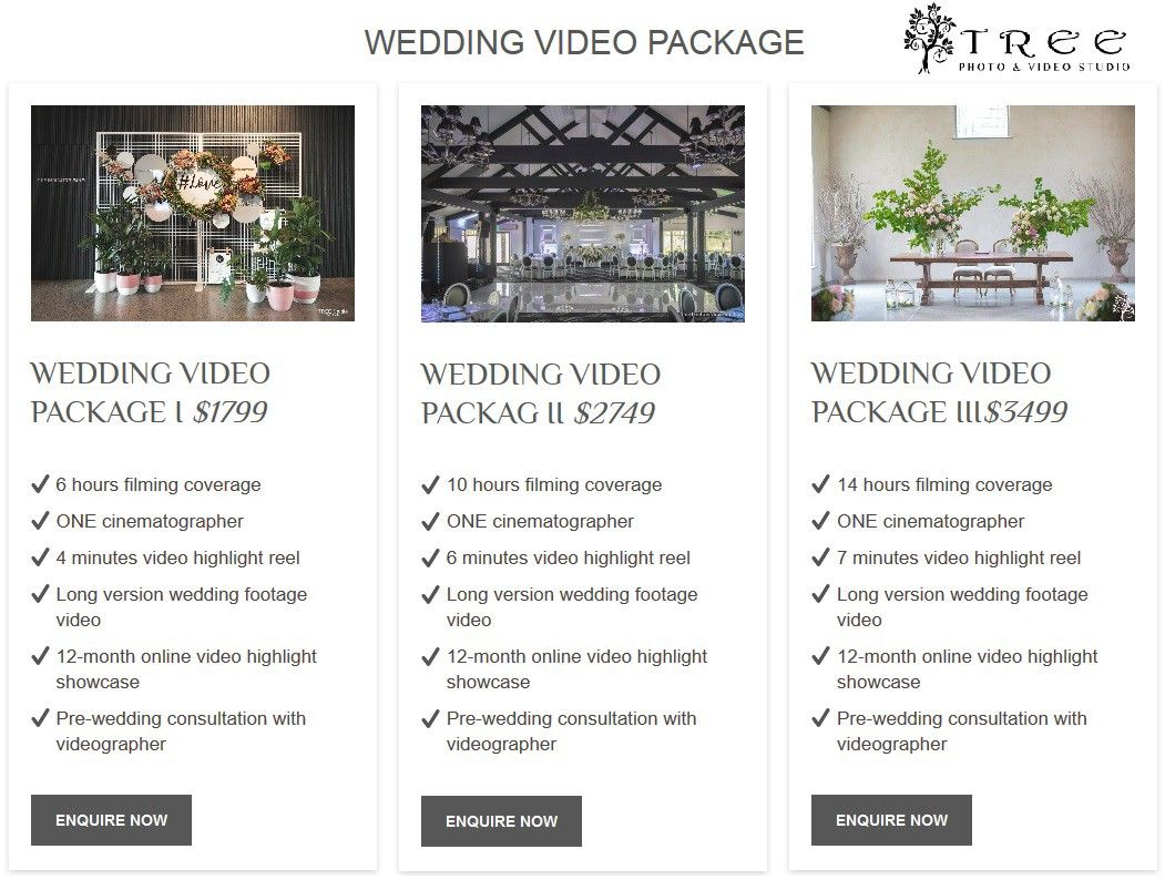 5 Things to Make Your Wedding Videography a Better Experience