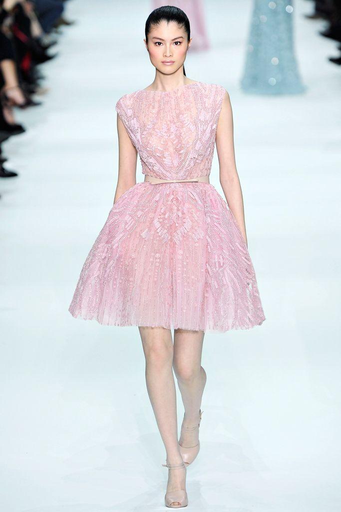 elie saab haute couture, spring 2012   Elie Saab   Pinterest   Traje ...