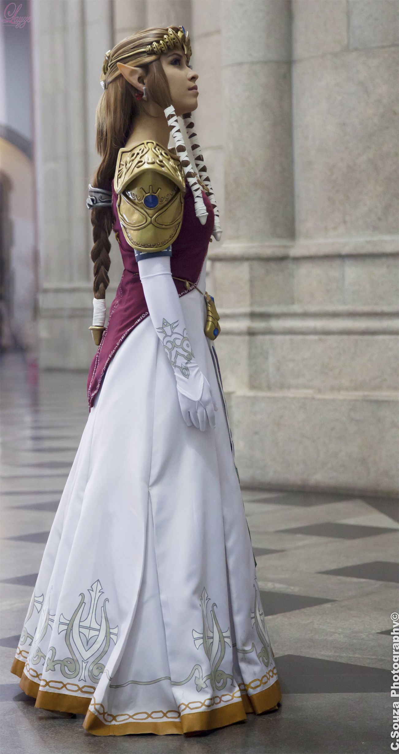 Princess Zelda From Twilight Princess Cosplay By Laahmichelle The
