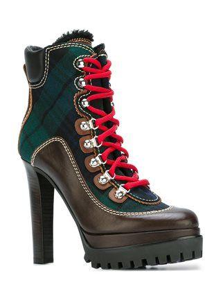 Dsquared2 'Saint Moritz' ankle boots