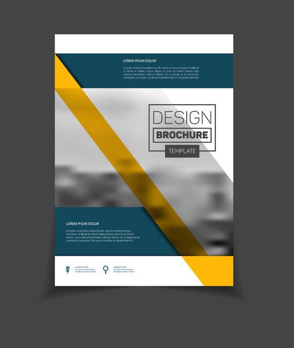 Brochure template @creativework247