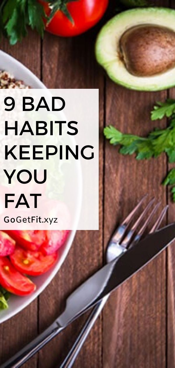 bad habits that are stopping you from losing weight | weight loss plans obese | weight loss plans be...