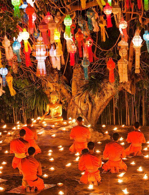 Buddhist Celebration in 2020 Buddhist monk, World
