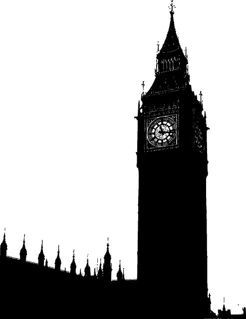 Free Image On Pixabay London Tower Building Silhouette London Silhouette Building Silhouette Big Ben