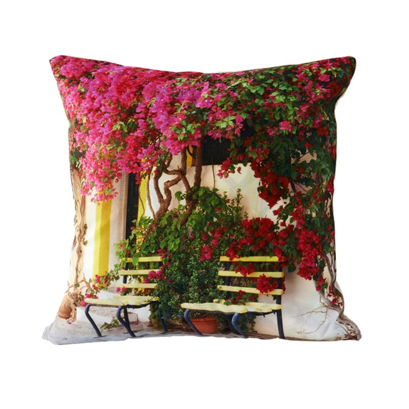 RUBI 3D design flower door decorative throw pillows cushion without inner  home decor sofa soft hot sale polyester   Price   13.38   FREE Shipping       ... d7fc2336eef4