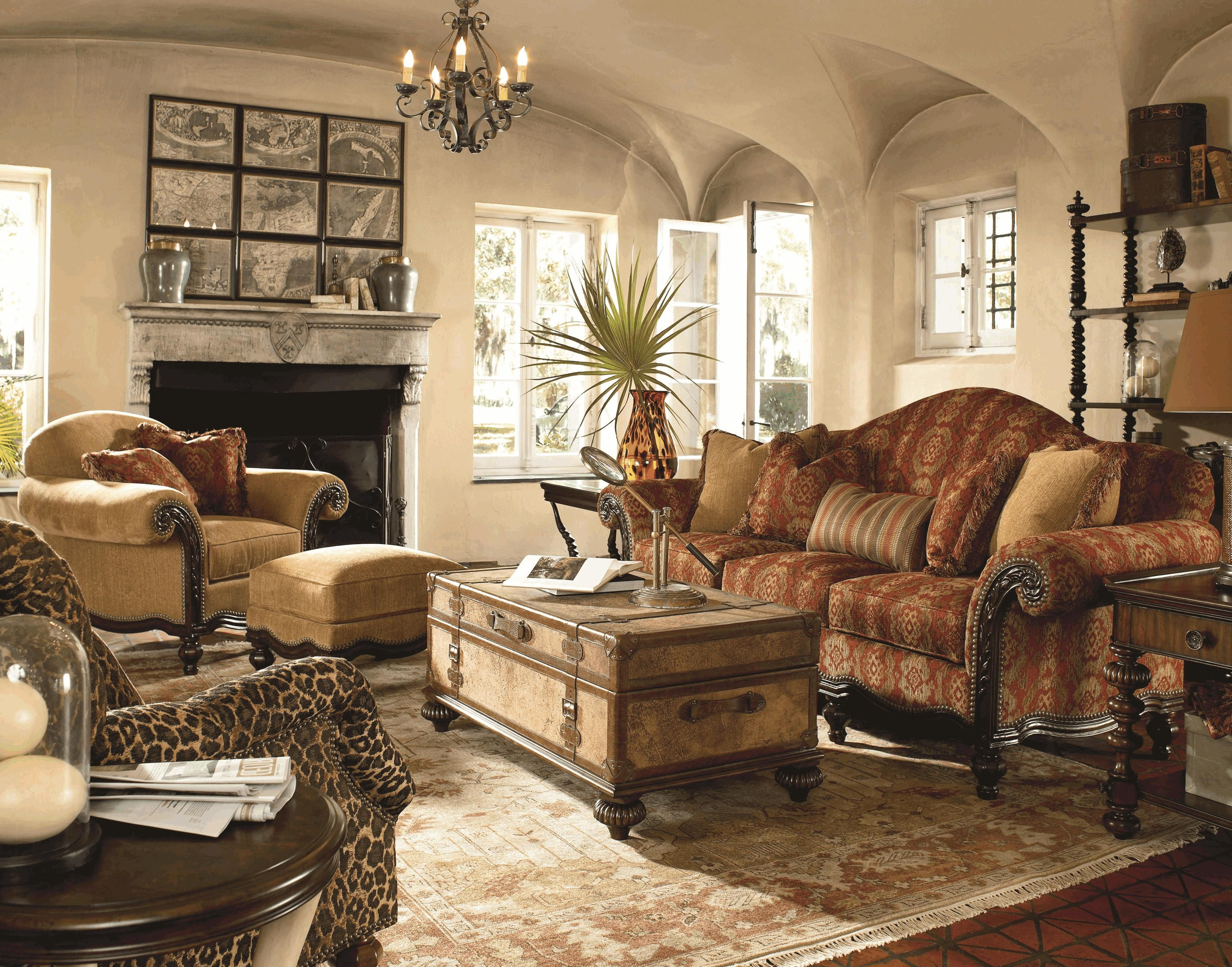 Outstanding Colonial Style Living Room Smooth Wooden Flooring Simple Customarchery Wood Chair Design Ideas Customarcherynet