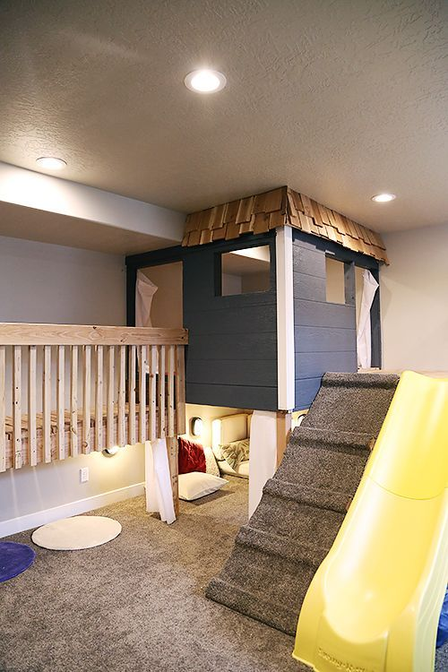 Boys Playroom Ideas