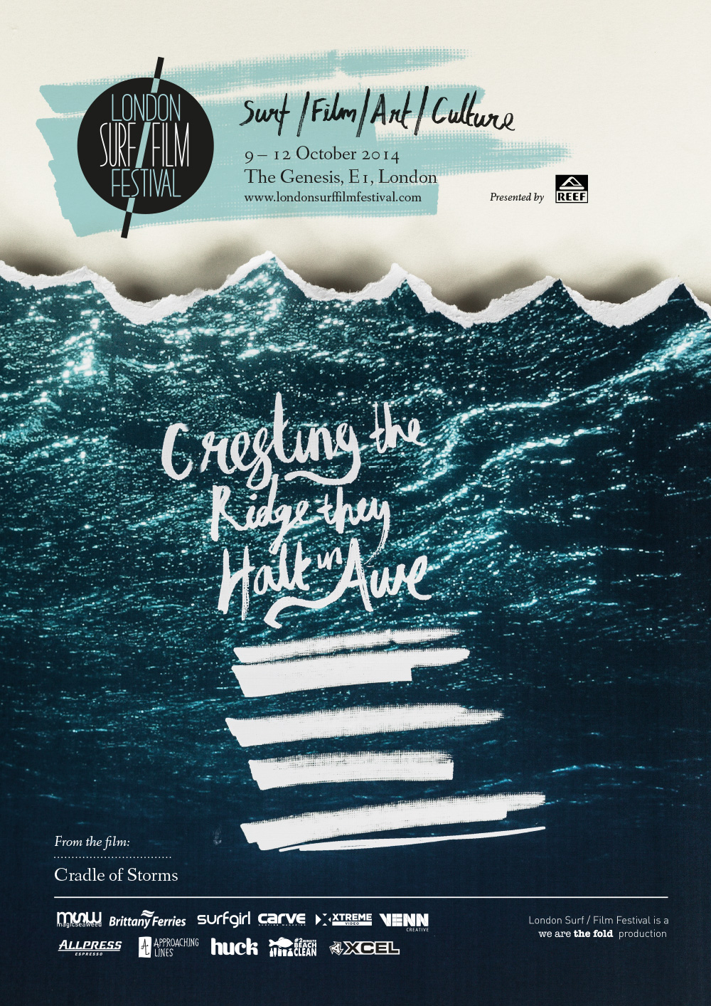 London Surf Film Festival 2014 Line Up Announced Carvemag Com Graphic Design Posters Layout Graphic Design Brochure Graphic Design Posters