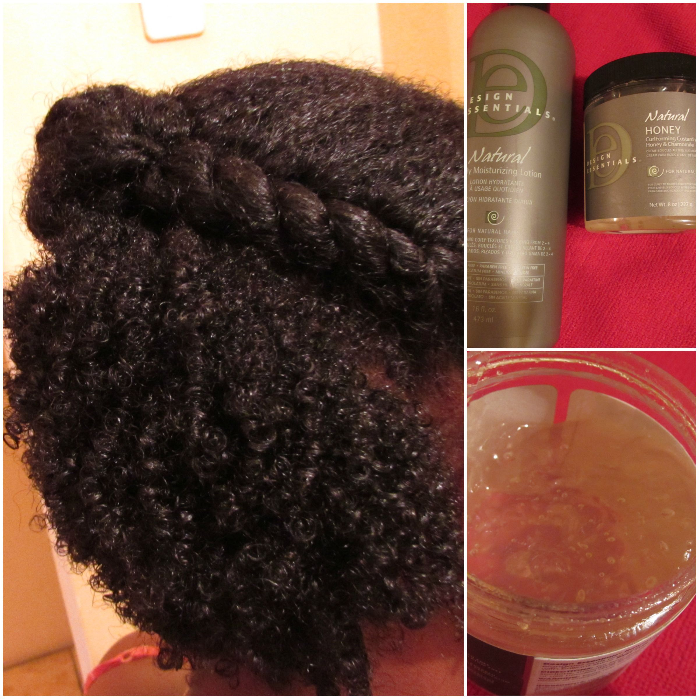 The Use Of Design Essentials Daily Moisturizing Lotion Honey Curl