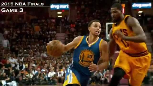 #NBAFinals Mini-Movie Marathon: Before Game 1 tips on Thursday (9 pm/et) on ABC, re-live every amazing moment from the 2015 and 2016 Finals. Who's YOUR pick to win in 2017?