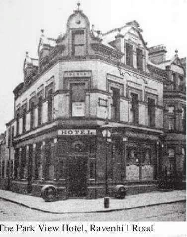 The Parkview Hotel, Ravenhill Road. | Belfast northern ...