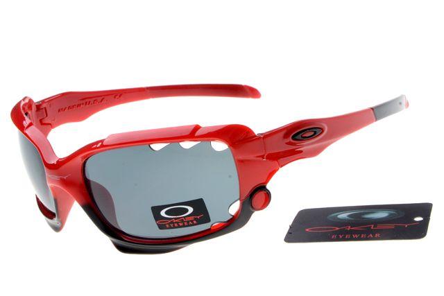 red and black oakley sunglasses  Oakley Jawbone Sunglass 4173