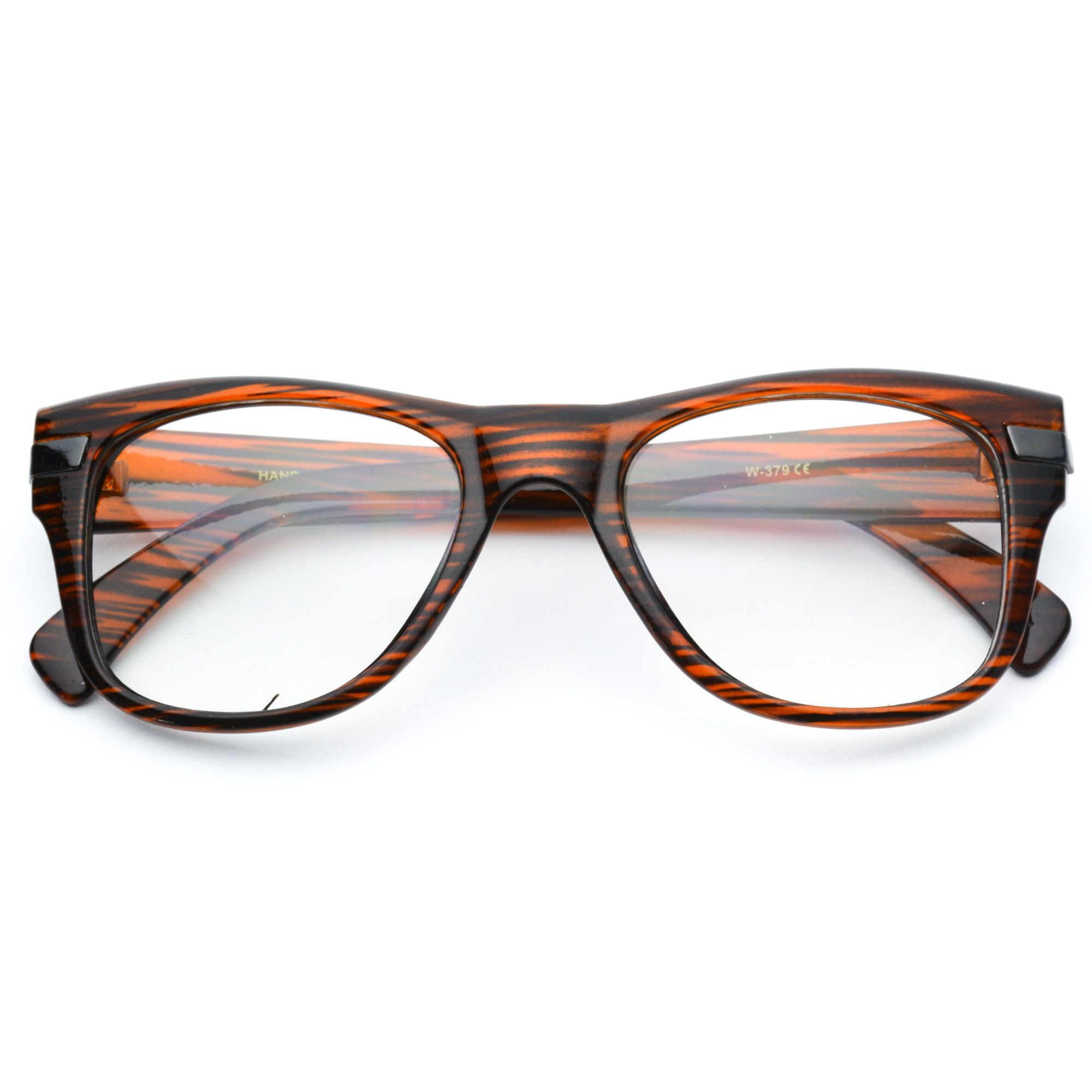 Kadin Thick Frame Rectangular Glasses | Products | Pinterest | Products