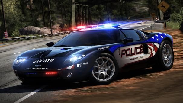 Had To Pin This Would Have Been Amazing A Wow Police Car But A Pc Game Need For Speed Hot Pursuit