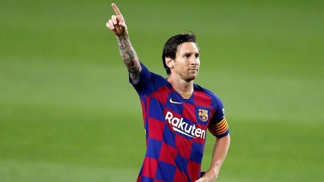Sevilla Vs Barcelona 2 4 Resumen Y Goles Hat Trick De Messi Messi Sevilla Barcelona