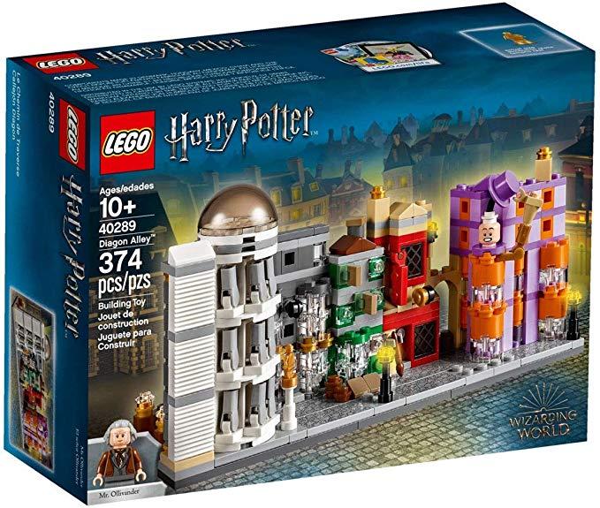 Lego Diagon Alley Mini Building Set 40289 Toys Games Harry Potter Diagon Alley Harry Potter Lego Sets Lego Harry Potter