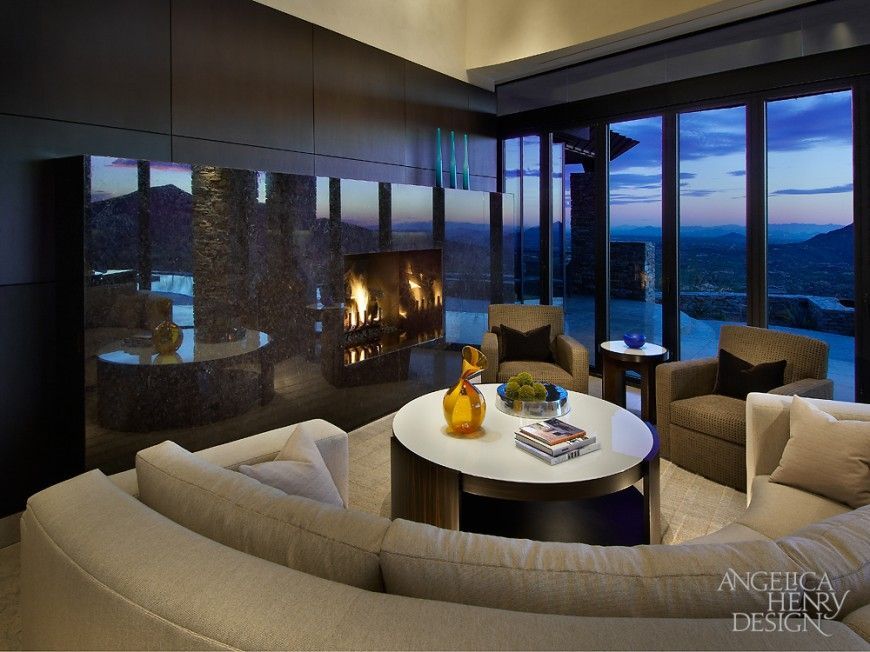 19 Incredible Living Rooms by Top Interior Designers Living