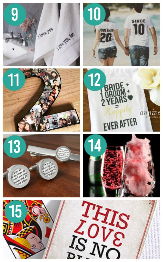 Anniversary Gifts By Year For Spouses From The Dating Divas 2nd Anniversary Gift Ideas For Him Anniversary Gifts Year Anniversary Gifts