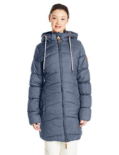 ONeill Juniors Control Slim Fit Quilted Snow Jacket Crown Blue Small *** Visit the image link more details.(This is an Amazon affiliate link)